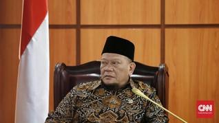 Tak Mau Ditertawai, La Nyalla Absen di KLB PSSI 2 November