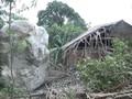 Hujan Batu Raksasa di Purwakarta Diawali Suara Ledakan