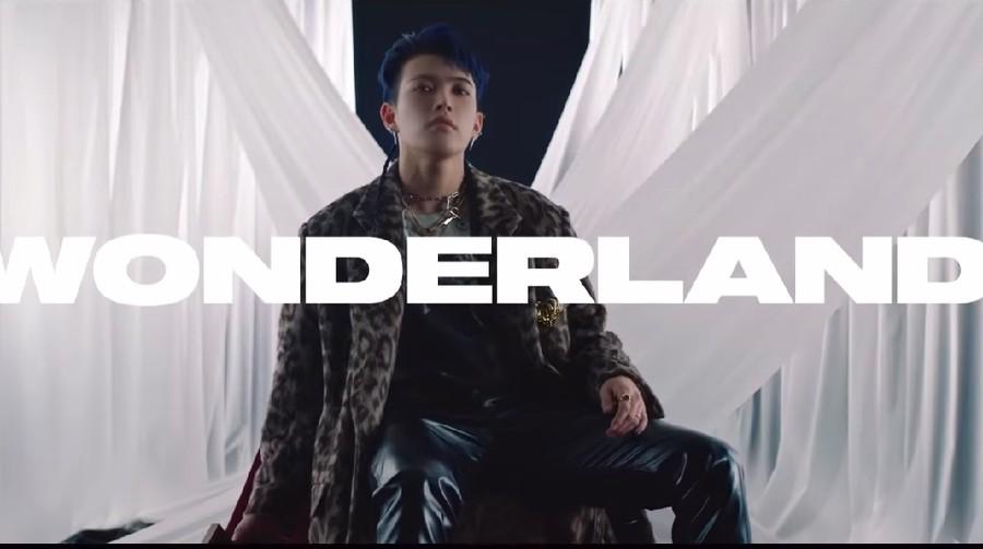 Lirik Lagu Wonderland - ATEEZ