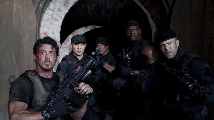 Nonton Film! Sinopsis Bioskop Trans TV Hari Ini: The Expandables 2