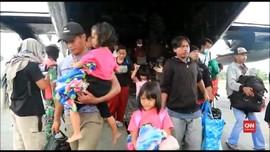 VIDEO: Pengungsi Kerusuhan Wamena di Jayapura Sudah Kembali