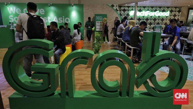 Grab disebut-sebut membeli 4 persen saham PT Elang Mahkota Teknologi Tbk atau Emtek.