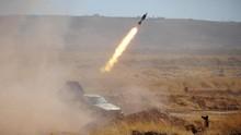 Hamas Klaim Tembak Roket 250 Kg ke Bandara Israel