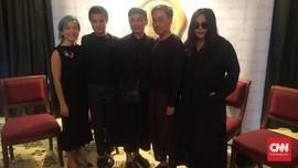 Peleburan 4 'Ksatria' Mode di Dewi Fashion Knight