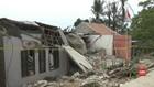 Ledakan Dinamit Hancurkan Tujuh Rumah dan Satu Sekolah
