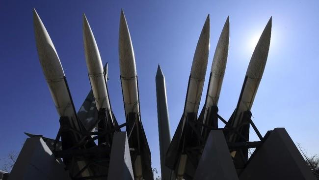 AS Sanksi Perusahaan China dan Rusia terkait Rudal Iran