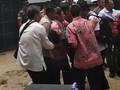 Wiranto Ditusuk, Tak Ada Peningkatan Pengamanan ke Jokowi