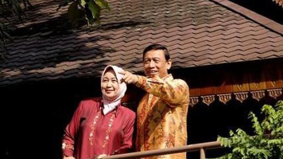 Mengenal Sosok Rugaiya, Istri Wiranto yang Salihah dan Tegar