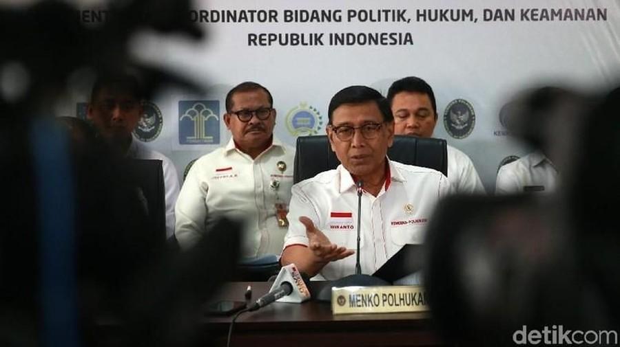 Suasana Terkini di RSPAD Gatot Soebroto Usai Wiranto Tiba
