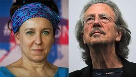 Olga Tokarczuk dan Peter Handke Raih Nobel Sastra