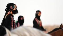 Hukuman Baru di Saudi, Lecehkan Wanita Didenda Rp188 Juta