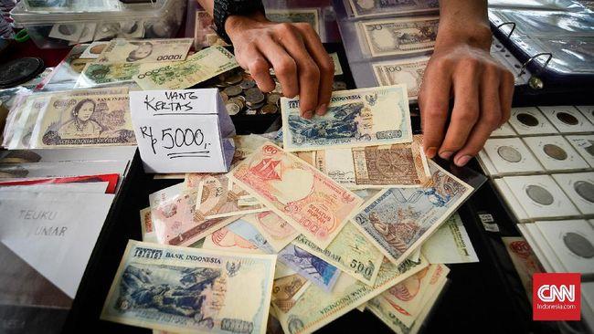 BI menyebut enam uang kertas rupiah tahun emisi 1968, 1975, dan 1977 sudah tidak berlaku lagi dan ditarik dari peredaran.