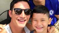 <p>Tamara dan Mike Lewis memutuskan tetap menjaga hubungan baik demi anak mereka, Kenzo Leon Bleszynski Lewis. Keduanya sering membagikan kebersamaan di Instagram masing-masing. (Foto: Instagram @tamarableszynskiofficial)</p>