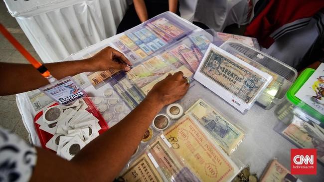 Museum Bank Indonesia menyelenggarakan Pekan Numismatik yang bertujuan memperkenalkan sejarah numismatik bangsa.