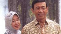 <p>Wiranto menikah dengan Uga pada 22 Februari 1975.(Foto: Facebook/ Uga Wiranto)</p>