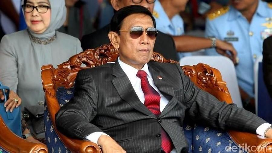 Teror Terhadap Wiranto, Ancaman Pembunuhan hingga Penusukan