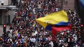 Pesawat Kepresidenan Ekuador Mendarat Darurat di AS