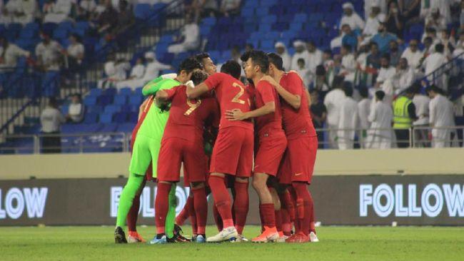Performa Indonesia di kualifikasi Piala Dunia 2022 sejajar dengan Guam dan Sri Lanka yang tak menghasilkan poin dari empat laga awal.