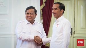 Dorong Ekonomi, Jokowi Perintahkan Prabowo Cepat Belanja