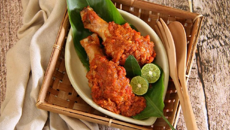 Resep Masakan Praktis Ayam Rica Rica, Pedasnya Bikin Nagih