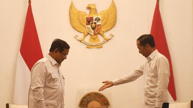 Jokpro 2024 dibentuk untuk menghimpun relawan pendukung Jokowi dan Prabowo agar mereka berduet maju pilpres 2024.