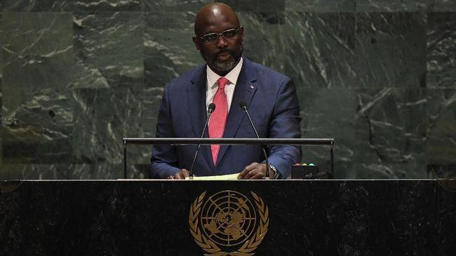 Kepolisian Liberia menutup stasiun radio Roots FM yang selama ini kerap mengkritik Presiden George Weah. Radio tersebut dituduh menghasut terjadi kekerasan.
