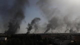 Sebelum Iran Pergi, Israel Tak Mau Berhenti Serang Suriah
