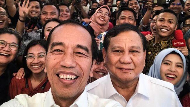 Pertemuan Jokowi dan Prabowo di Istana menunjukkan kemesraan yang berpotensi menciptakan koalisi sekaligus bentuk penegasan persatuan demi kemaslahatan bangsa.