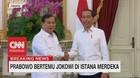 VIDEO - Jokowi: Gerindra Kemungkinan Masuk Koalisi