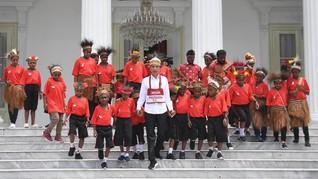 Cuma Maluku dan Papua yang Catat Pertumbuhan Ekonomi Positif