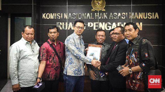 Forum Lintas Paguyuban Papua meminta Komnas HAM untuk turut memperhatikan kemungkinan pelanggaran HAM terjadi dalam kerusuhan Wamena beberapa waktu lalu.