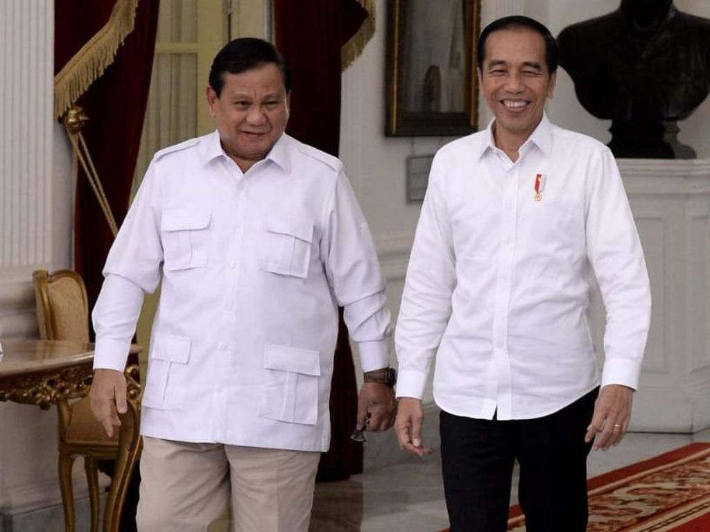Perintah Tegas Jokowi ke Prabowo