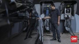 Stasiun Cas Mobil Listrik PLN Paling Murah Rp200 juta