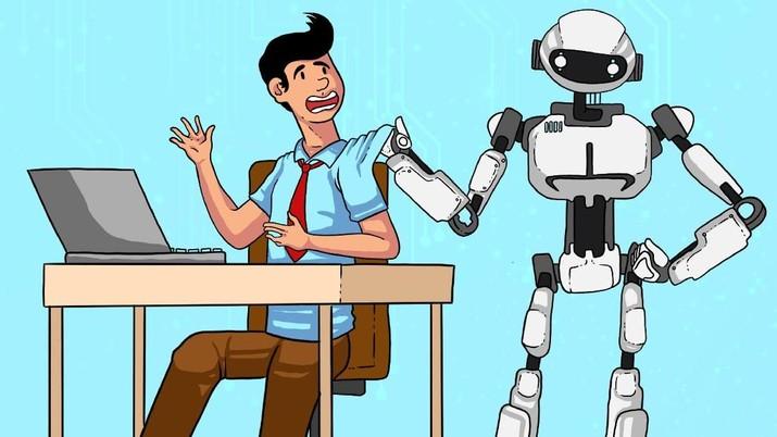 Ini Bukti 'Penjajahan' Robot Kian Terasa di Indonesia