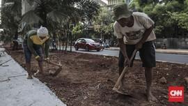 PUPR Anggarkan Rp18,42 T Buat Padat Karya Tunai Tahun Depan