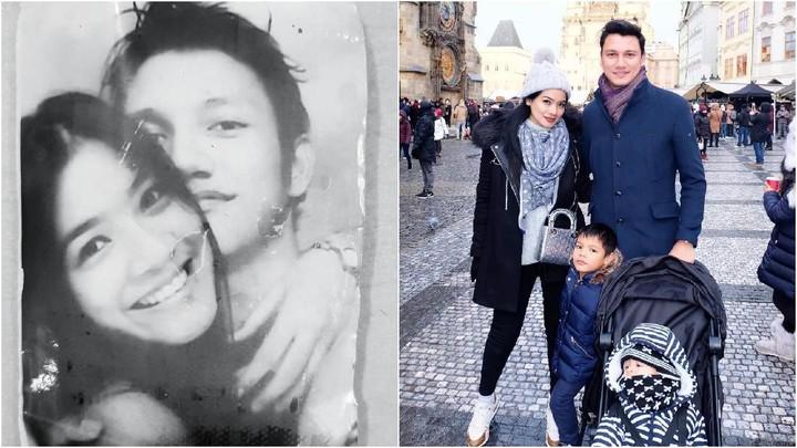 <p>Christian Sugiono dan Titi Kamal termasuk salah satu pasangan yang menjalani proses pacaran cukup lama sebelum menikah. Keduanya akhirnya mantap melanjutkan hubungan ke jenjang pernikahan pada tahun 2009. Kini, Christian dan Titi sudah memiliki dua anak laki-laki yakni Arjuna Zayan Sugiono dan Kai Attar Sugiono. (Foto: Instagram)</p>