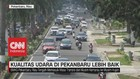 VIDEO: Kini, Kualitas Udara di Pekanbaru Lebih Baik