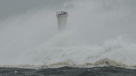 Jepang Bakal Diterjang Topan Dahsyat Haishen