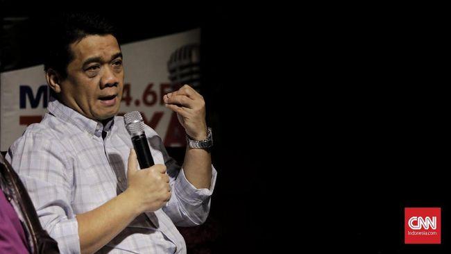 Wagub DKI Ahmad Riza Patria meminta DPR mendorong usulan lockdown Jakarta pada akhir pekan, disampaikan langsung ke Presiden Jokowi.