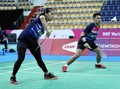 Leo/Indah Gagal di Final Kejuaraan Dunia Badminton Junior