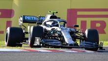 Hasil FP1 F1 GP Rusia: Bottas Tercepat, Hamilton Terpuruk