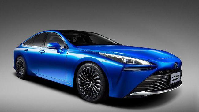 Model baru Mirai menggunakan platform Toyota New Global Architecture (TNGA).