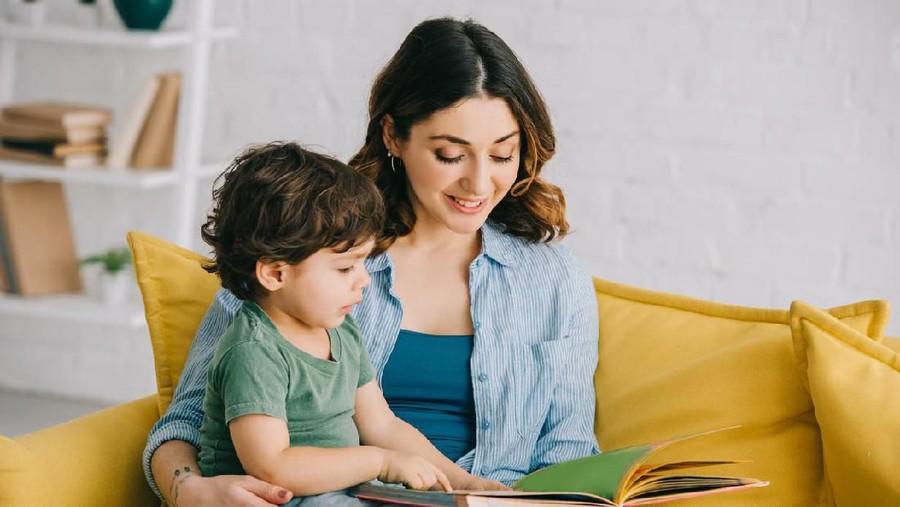 Cara Mendidik Anak Laki-laki Usia 4 Tahun