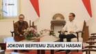VIDEO: Jokowi Bertemu Zulkifli Hasan