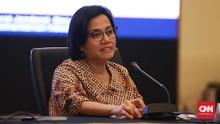Sri Mulyani Finalisasi Aturan THR PNS, TNI, dan Polri