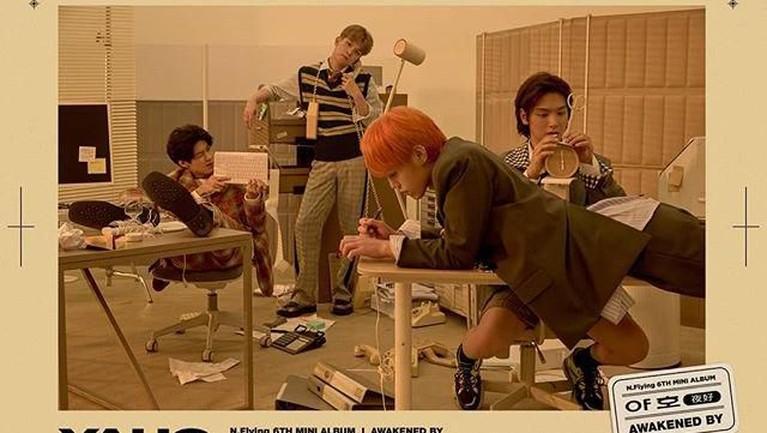Boyband yang berada di bawah agensi FNC Entertainment yaitu N.Flying, harus menunda siaran langsung album baru mereka hari ini. Saat ini, mereka sedang menjadwalkan kembali kegiatan tersebut.