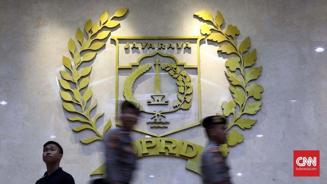 PDIP meminta polisi membubarkan paripurna DPRD DKI yang akan menggelar pemiihan Wagub DKI di tengah wabah Corona.