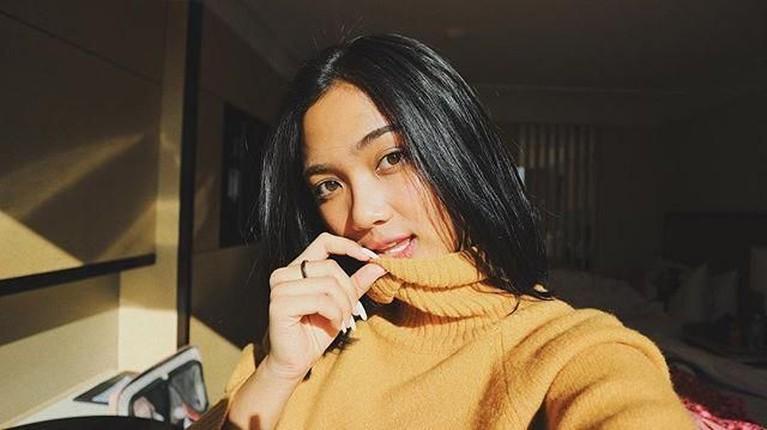 Salah satu foto masa kini Marion Jola, ketika dirinya sudah sukses menjadi penyanyi ternama Indonesia.