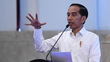 Jokowi Minta Palapa Ring Jangan Mandeg, Harus Sampai ke Warga