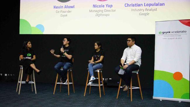 Gojek melalui Gojek Xcelerate merangkul para startup untuk bisa membangun dan mengembangkan bisnis menggunakan penerapan machine learning dalam teknologinya.